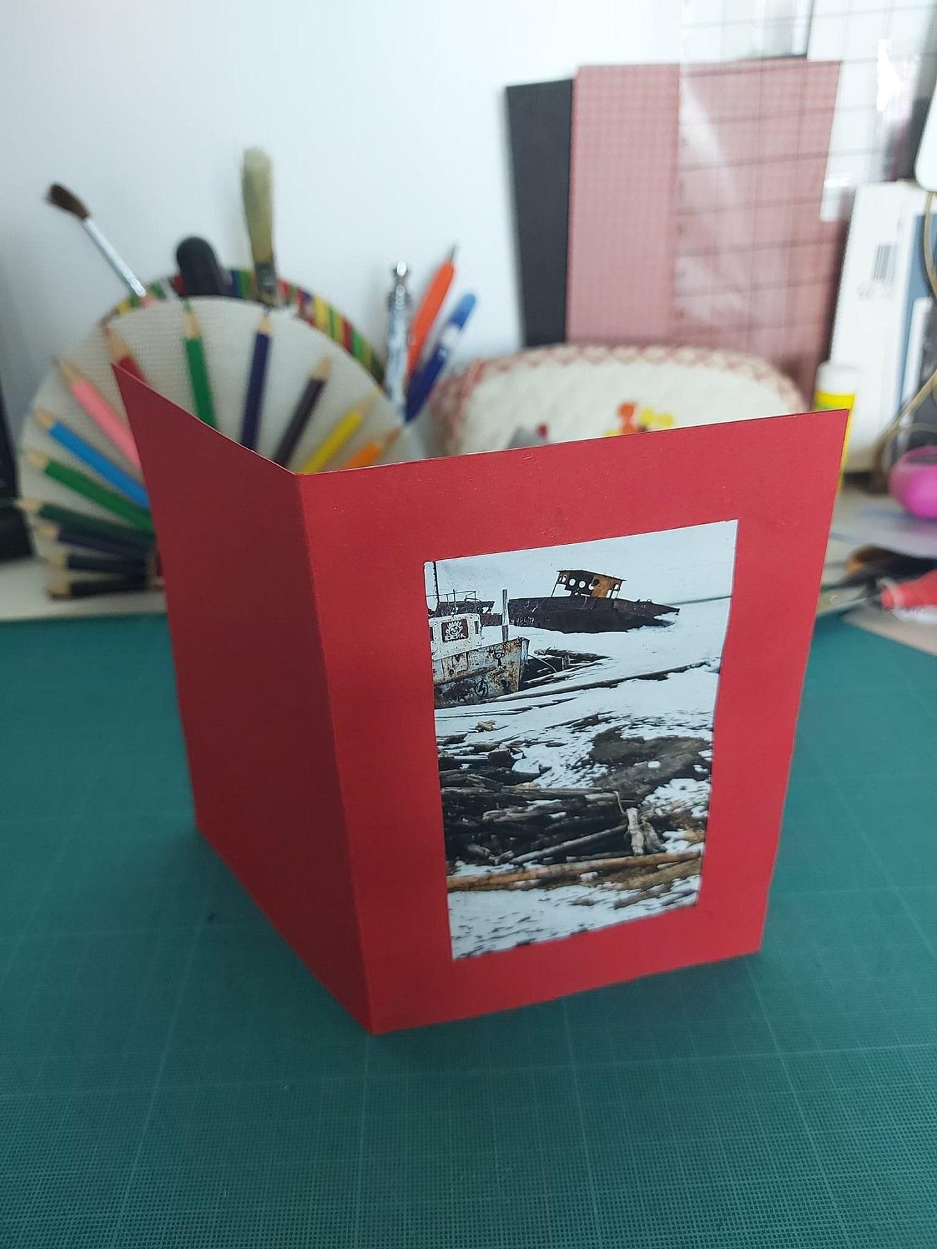 Tutoriel : création d'une carte de vœux